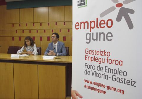 Lanbide participar en empleo gune 2017 el foro de empleo for Oficina de empleo vitoria